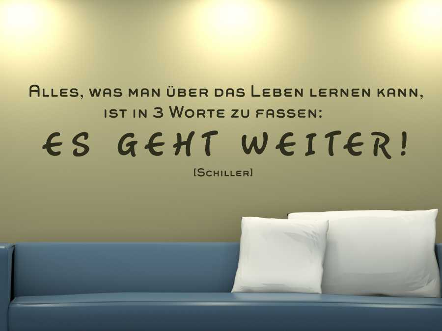 preiswerte wandtattoos wandtattoo zitate von wandtattoo wandaufkleber. Black Bedroom Furniture Sets. Home Design Ideas